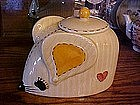 Doranne of California, Mouse cookie jar