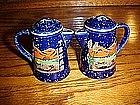 Granite Coffee Pots salt & pepper shakers
