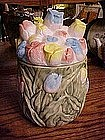 Tulips Cookie Jar