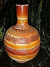 Mexican pottery water jug