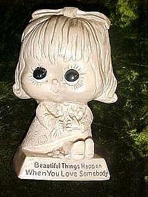 Berries sillisculpt figure, Beautiful things happen...