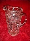 Anchor Hocking Wexford, ice tea pitcher