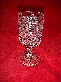 "Anchor Hocking Wexford, 5 3/8"" wine glass goblet"
