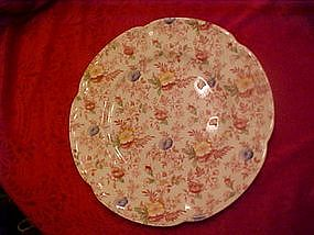 Johnson Brothers Victorian Chintz dinner plate
