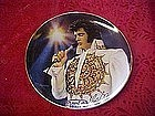Bradford Exchange, The Dream, Elvis collector plate
