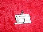 Old singer sewing machine charm, for bracelet