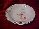 Fukagawa Arita china, dessert bowl, Maple pattern 505