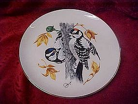Gunther Granget's Four Seasons plate, We Survive