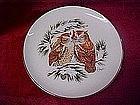 "Gunther Granger's Four Seasons plate, ""Warmth"""