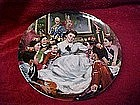 Knowles, The King and I plate, Getting to know you