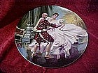 Shall we dance, The King and I collector plate