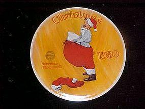 Scotty Plays Santa, Rockwell Christmas 1980