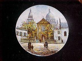 L'Eglise Saint-Pierre Etle Sacre-Coeur de Montmartre