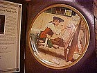 Sign of the times, Rockwell's Colonials;Rarest Rockwell