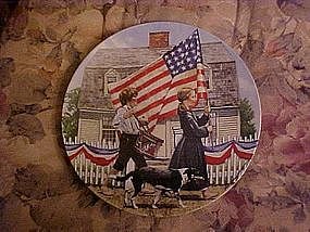 The Fourth of July, The Americana  Holidays, Knowles