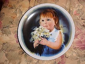 """For You"", Zolan's Children plate collection, Viletta"