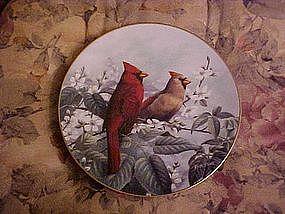 Springtime Splendor, Treasury of Songbirds collection
