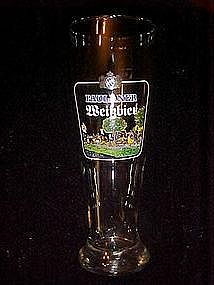 Paulander tall crystal beer glass, Germany