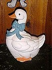 Retro Glenda, Blue Goose cookie jar