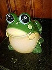 Frog Cookie jar