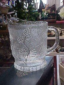 Tiara ponderosa pine pitcher, clear