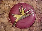Givenchy Les Fleurs bird of paradise plate