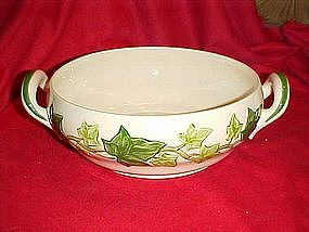 Franciscan Ivy pattern, round casserole, bottom only