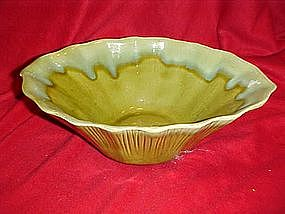 Green Drip bowl,  USA  P-12