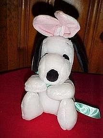 Easter Beagle, Snoopy, By Ambassador Greetings