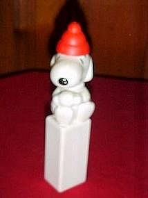 Vintage Snoopy snow cone maker, part