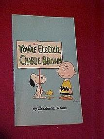 You're not Elected Charlie Brown, Peanuts book 1973