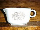 Pyrex Woodland gravy boat, Corning, oven proof