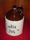 Cookie jug, cookie jar