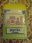 Spice Market Collection, Paprika Shoppe, spice jar