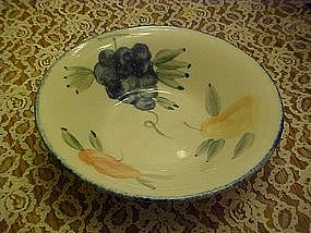 Sakura Orchard Valley soup/cereal bowls, Sue Zipkin