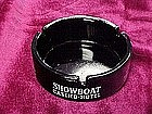 Showboat Casino-Hotel, black amethyst ashtray