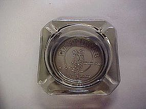 Sundowner Hotel and Casino, souvenir ashtray