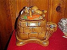Tortoise and the Hare cookie jar, California Originals