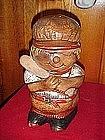 California Originals baseball boy, cookie jar