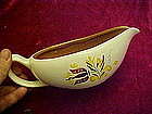 Stangl Provincial gravy boat
