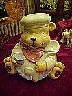 Sunshine, Missy baker bear cookie jar
