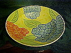 Bella Ceramics, Flora pattern, pasta or salad bowl