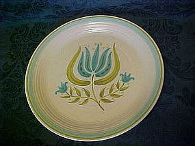 Franciscan, Tulip time, dinner plate
