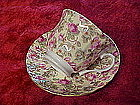Crown Trent  bone china, chintz cup and saucer set