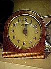 Old Sessions electric shelf clock