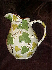 Franciscan 58 oz  water pitcher, Portugal