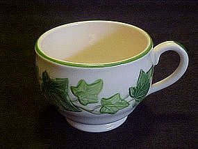 Franciscan Ivy cup, USA, perfect!