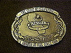 Kessler, spirit of California  buckle ,limited edition