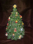 Christopher Radko Christmas tree cookie jar
