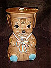 Twin Winton Sailor Mouse cookie jar